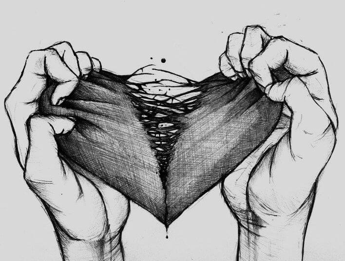 A veces siento que necesito un corazón de repuesto