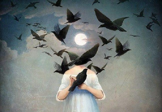 Comienzas a ser libre, cuando te das cuenta de que la jaula está hecha de pensamientos