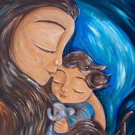 Carta de una madre a su hijo