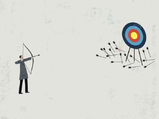 Como lograr mis objetivos en 5 pasos
