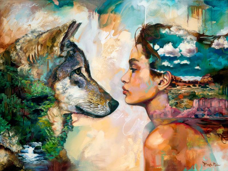 esas mujeres que corren con los lobos