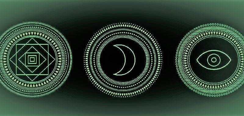 El símbolo místico que más te guste, revela tu energía interior.