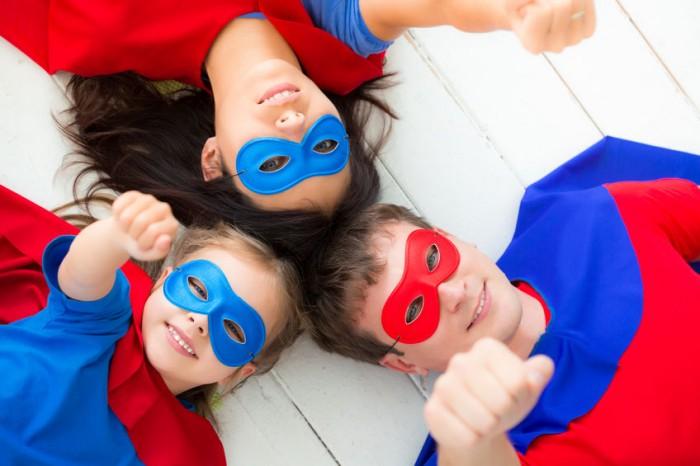 Los niños que tienen tía viven mas felices y equilibrados