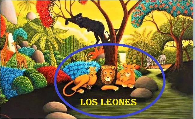 test psicológico leones