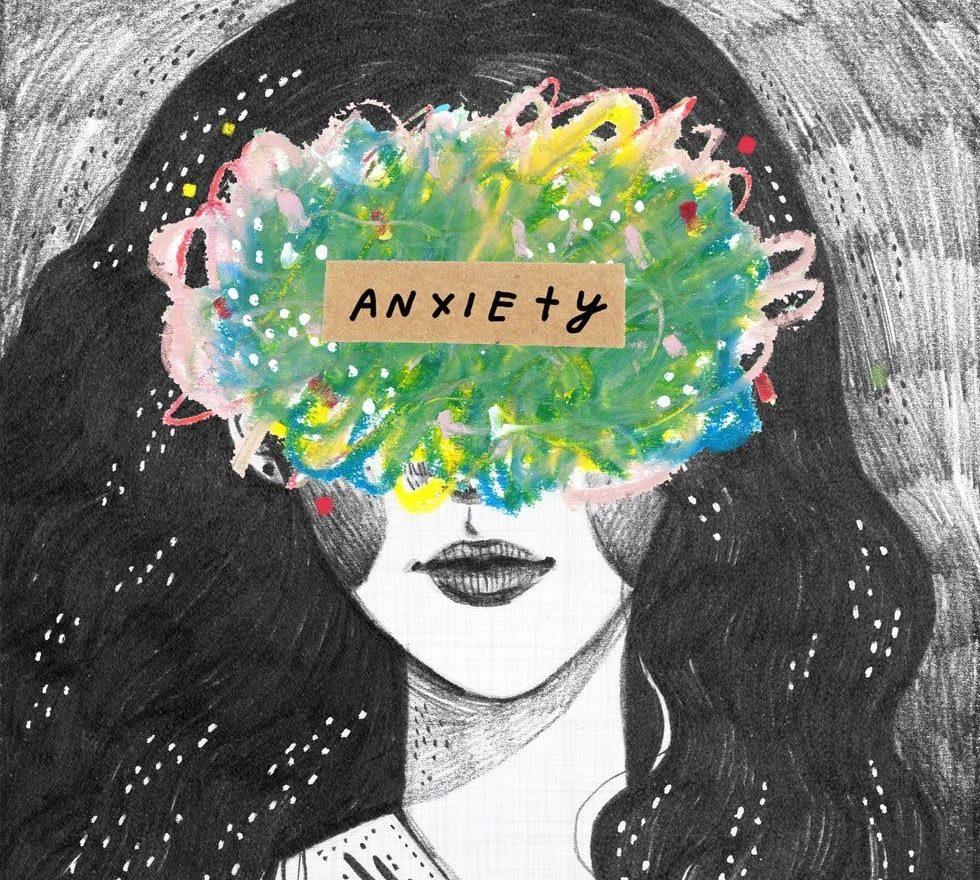 Quienes sufren de ansiedad son personas increíblemente fuertes