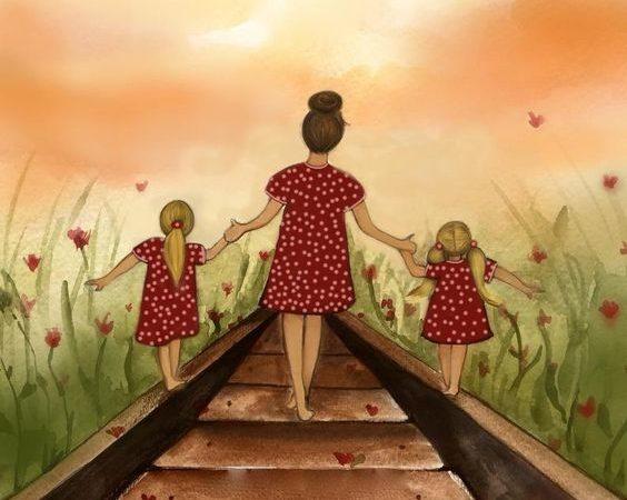 Puedes ser para tus hijos la madre o el padre que te hubiese gustado tener