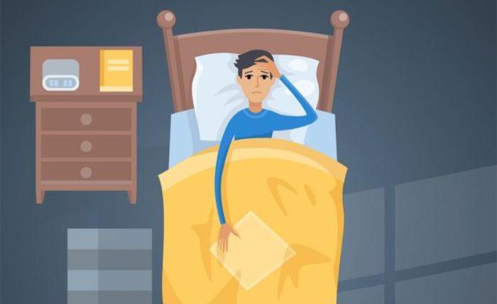¿Sufres de insomnio?… Haz esto y empezarás a dormir mejor