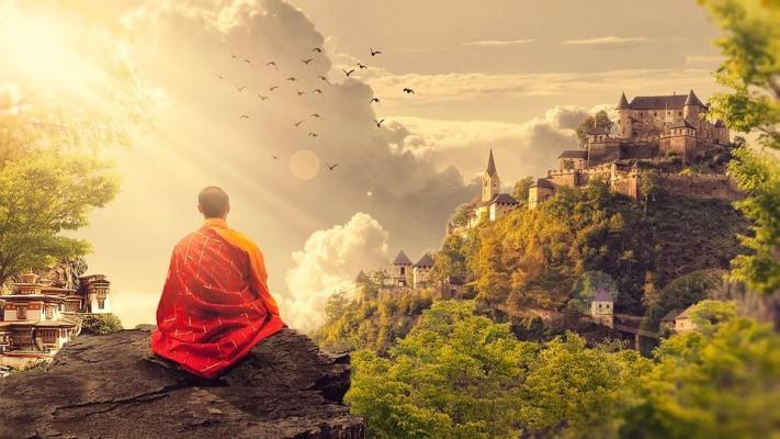 Para un maestro espiritual, la verdadera riqueza está en el alma humana
