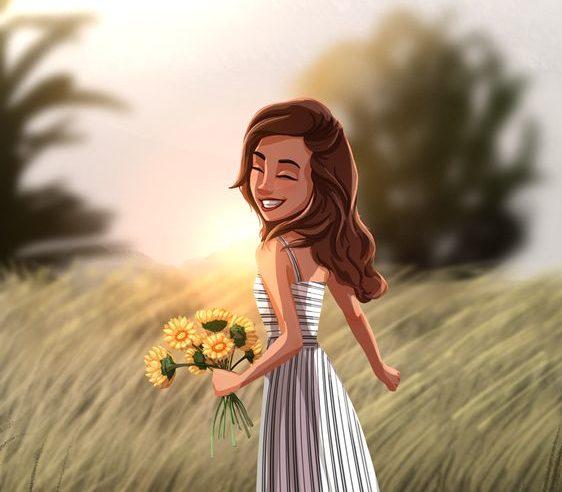No pienses que detrás de la sonrisa de alguien hay una vida más fácil que la tuya
