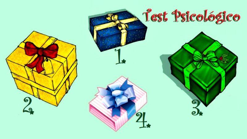 ¿Qué regalo eliges? Test psicológico que revela tu verdadera forma de amar