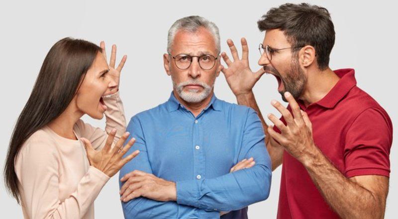 Familiares tóxicos, ¿Cómo puedes relacionarte con ellos sin salir lastimado?