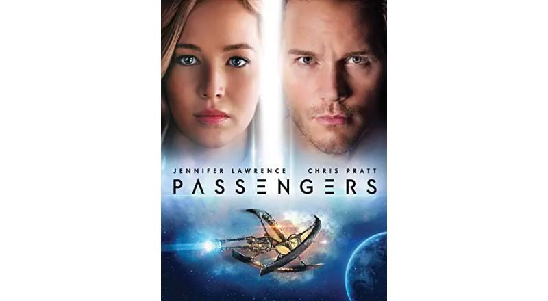 Portada de la película Passengers